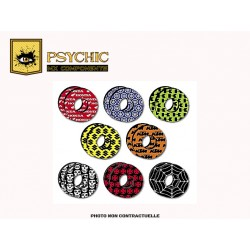 GRIPS DONUTS PSYCHIC BLACK