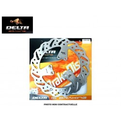 DISQUE DE FREIN AVANT DELTA DE HONDA 125/250/450/500 CR/CRF/CRF-X
