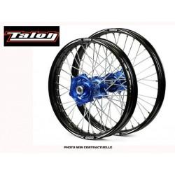 EVO TALON FRONT WHEEL YZ 08-13 + YZF 07-13 21X1.60 BLUE BLACK
