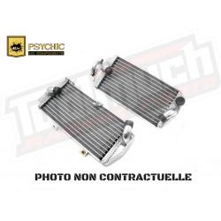 PAIRE DE RADIATEURS PSYCHIC KTM 250/350/450/500/505 SX/XC-W/SX-F/SXS-F 07/15