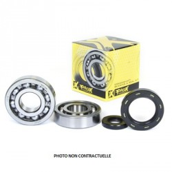 Kit roulements et joints spis de vilebrequin ProX PW80 '83-06