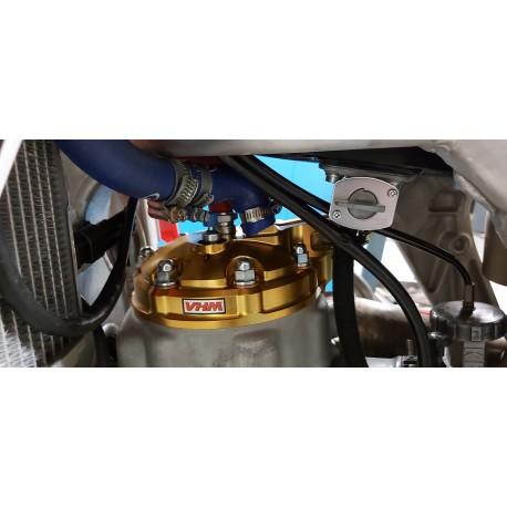 Culasse VHM HONDA 500 CR avec valve de décompression