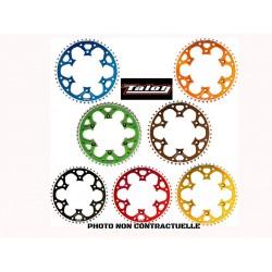 COURONNE TALON RADIALITE YZ250 94/97+YZF400 98 OR 50 DENTS
