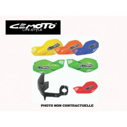 CEMOTO PROTEGES MAINS AIRFLOW BLANCS